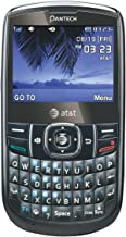 AT&T Pantech Link II GSM 3G QWERTY Smartphone New