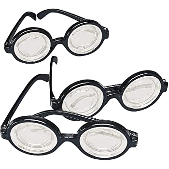 Green Clear Lens Glasses Oriental Trading Company