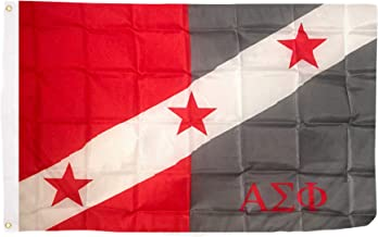 Alpha Sigma Phi Chapter Fraternity Flag 3 x 5 Polyester Use as a Banner Sign Decor Alpha Sig