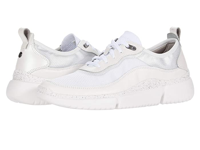 Rockport  R-Evolution Trainer (White) Womens Shoes