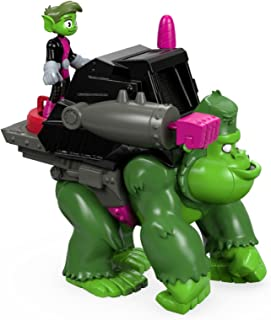 Fisher-Price Imaginext Teen Titans Go Beast Boy and Gorilla