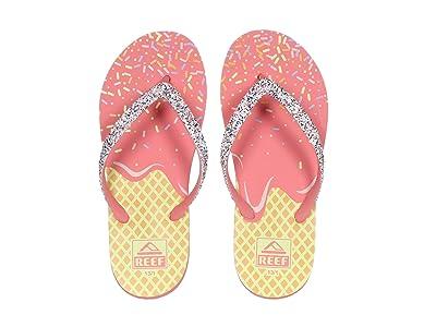 Reef Kids Stargazer Prints (Little Kid/Big Kid) Girls Shoes