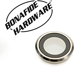 Bonafide Hardware - Replacement Part Compatible with iPhone 6 Plus 5.5 Camera Lens Back Glass (Silver)