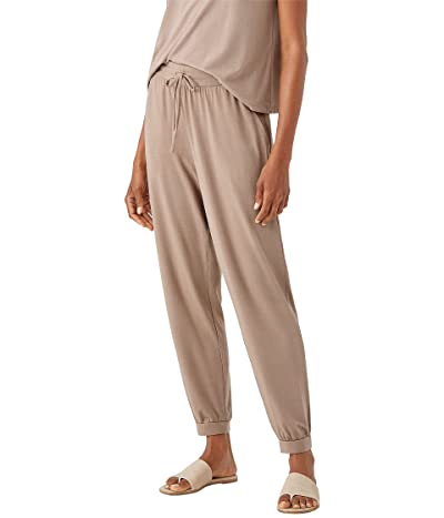 Eileen Fisher Ankle Fine Stretch Jersey Track Pants