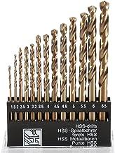 HSS 1-6mm Twist Drill Set