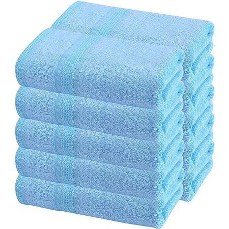 Charm Magic Blau Großes Mikrofaser Reinigungstuch Set Für Die Reinigung Aller Oberfläche 10 Stück Küche Haushalt