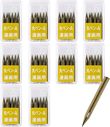 Zebra round pen-A hard Drawing (100 pieces) (japan import)