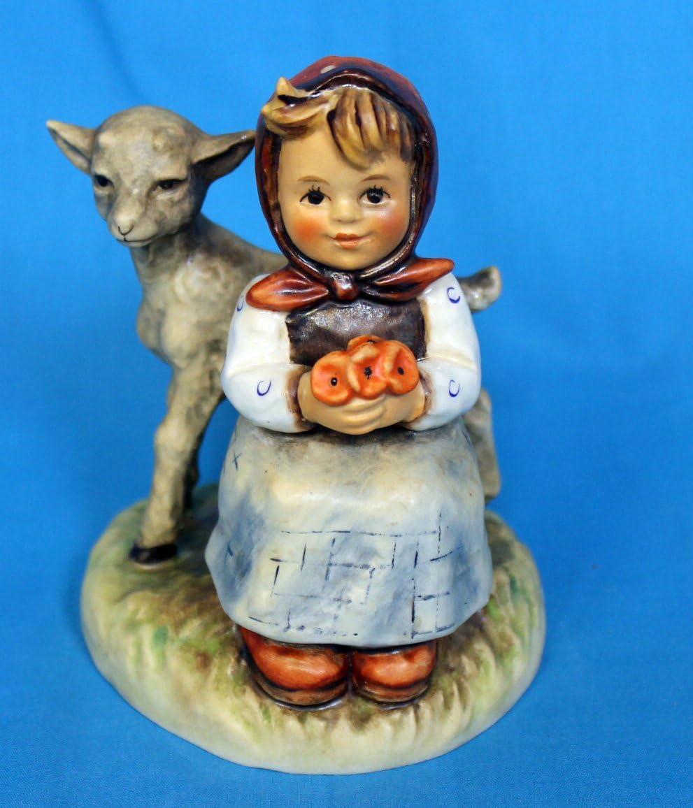 Hummel Figurine - Good Friends Animal Mail order with Girl Goebe Lamb Ranking TOP7