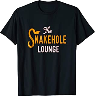 Best snakehole lounge t shirt Reviews