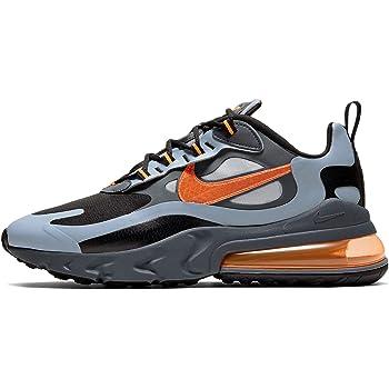 Nike AIR MAX 270 React WTR Sneakers Grigio Nero Arancio