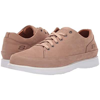 SKECHERS Solden Brant (Taupe) Men