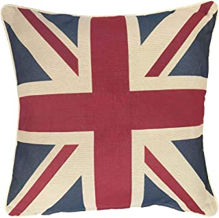Angleterre St George Cross Cou Coussin Voyage Coussin
