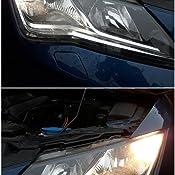 2x P21w Ba15s Tagfahrlicht Halogen Lampe Birne Weiß Kein Led V16 Auto