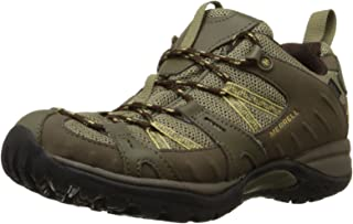 Merrell Women's Siren Sport 2 Waterproof Hiking Shoe,Brindle,8.5 M US