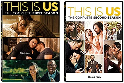 This is Us: The Complete Seasons 1 & 2 DVD