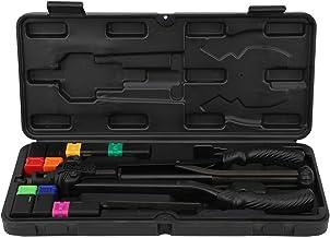 Handrivare, manuell draglockpistol, nitpistol, 618 nitmutter Verktygshandtag Blindnitaruppsättning med M3 M4 M5 M6 M8 M10 ...