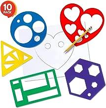 geometric shapes kit