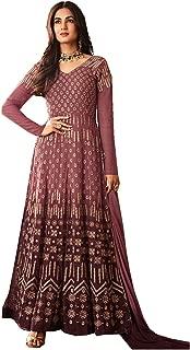 ziya Readymade Koti weaer Ethnic Indian Pakistani Net Anarkali Salwar Kameez for Women LT 2209