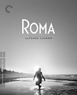 Roma - The Criterion Collection [Region B] [Blu-ray]