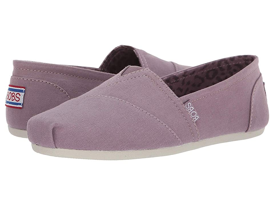 BOBS from SKECHERS Bobs Plush Peace and Love (Mauve) Women