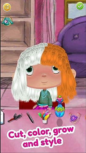 『Hair Salon: Cosplay Girls and Cute Pets - NO ADS』の3枚目の画像