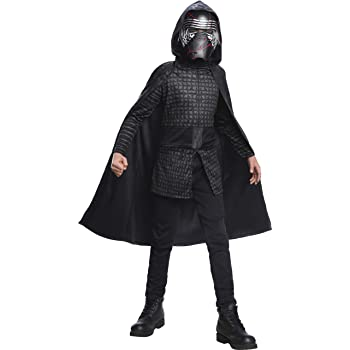 Amazon Com Rubie S Star Wars The Rise Of Skywalker Child S Kylo Ren Costume Large Toys Games