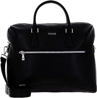 Guess Scala Briefcase, Bags Uomo, Taglia unica