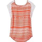 Prana–Damen Aleen T-Shirt, Damen, Sunlit Coral