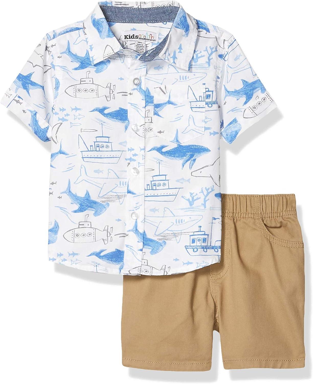 Kids Headquarters mart Boys' Set Bombing free shipping Shorts