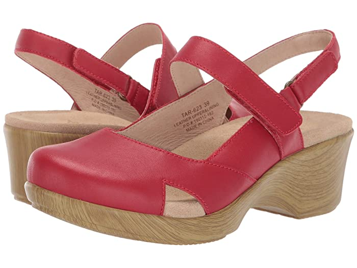 Alegria  Tarah (Red) Womens  Shoes