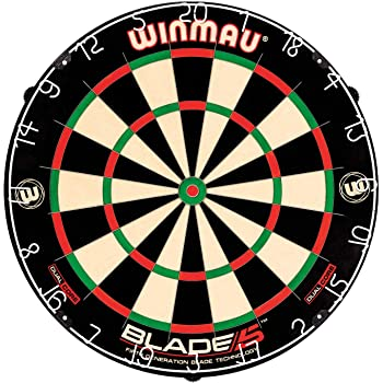 WINMAU Jim Pike Blade 5 Dual Core Board 0