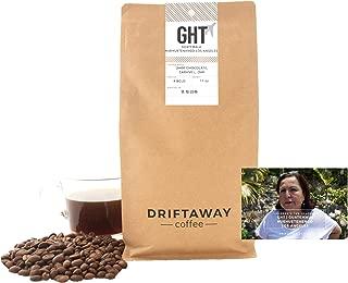 Driftaway Coffee - Fresh Roasted Artisanal Coffee, Medium Roast, Whole Beans, Single Origin, 100% Arabica, Specialty Grade, Gourmet, Roasted in Brooklyn, Perfect for Drip (11 Ounce), Bold