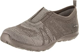 Skechers Womens Dreamstep Shoes in Taupe