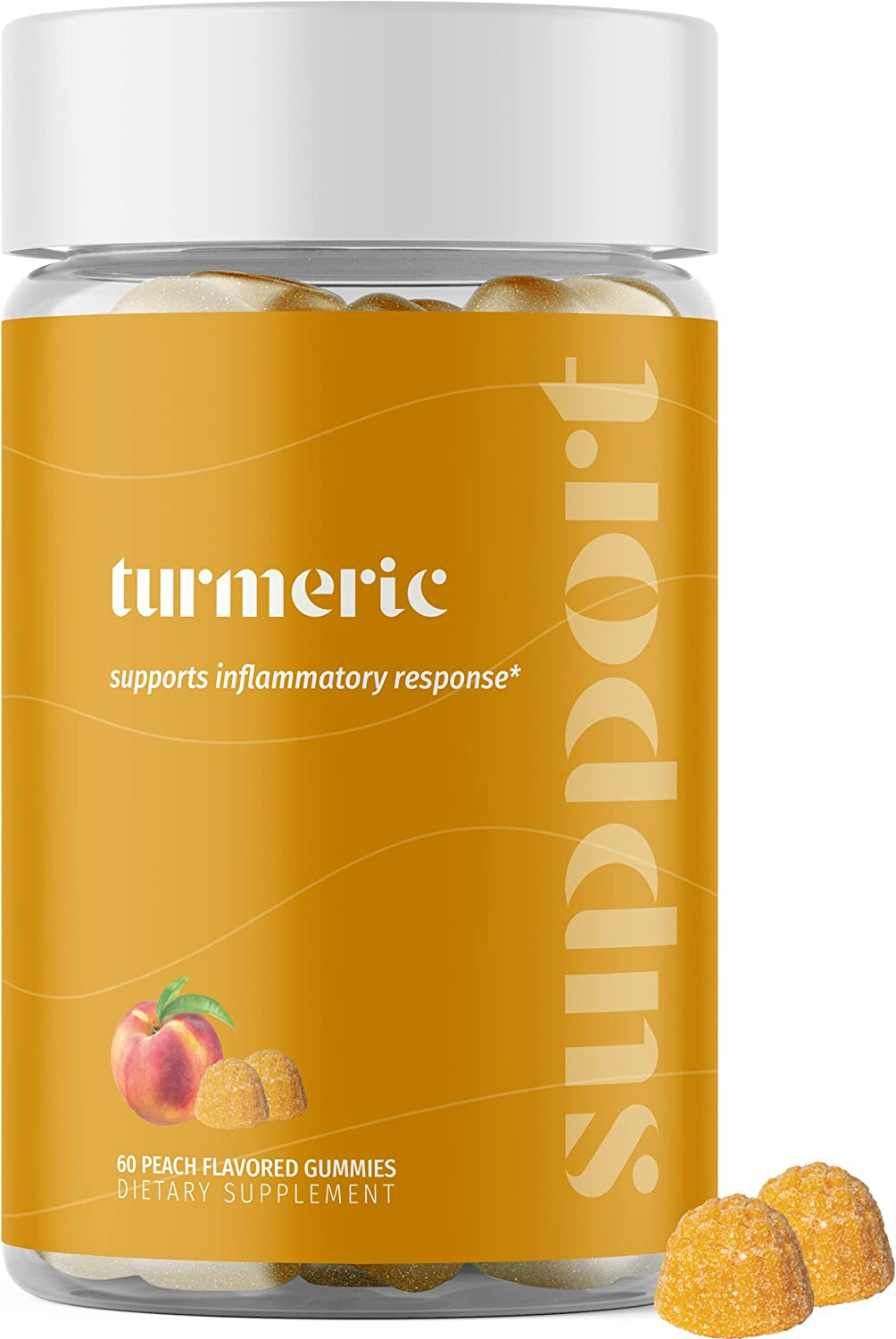 Turmeric and Ginger Gummies with Black Extract Pepper shopping Natural Excellent