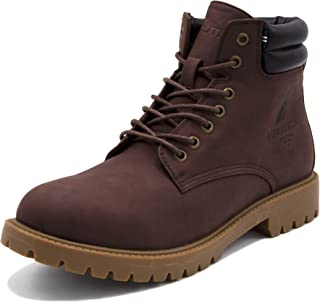 Men's Work Boot, Ankle High Lace-Up Hikers