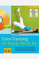 Core-Training für Bauch, Beine, Po (mit DVD) (GU Multimedia Körper, Geist & Seele) Broschiert