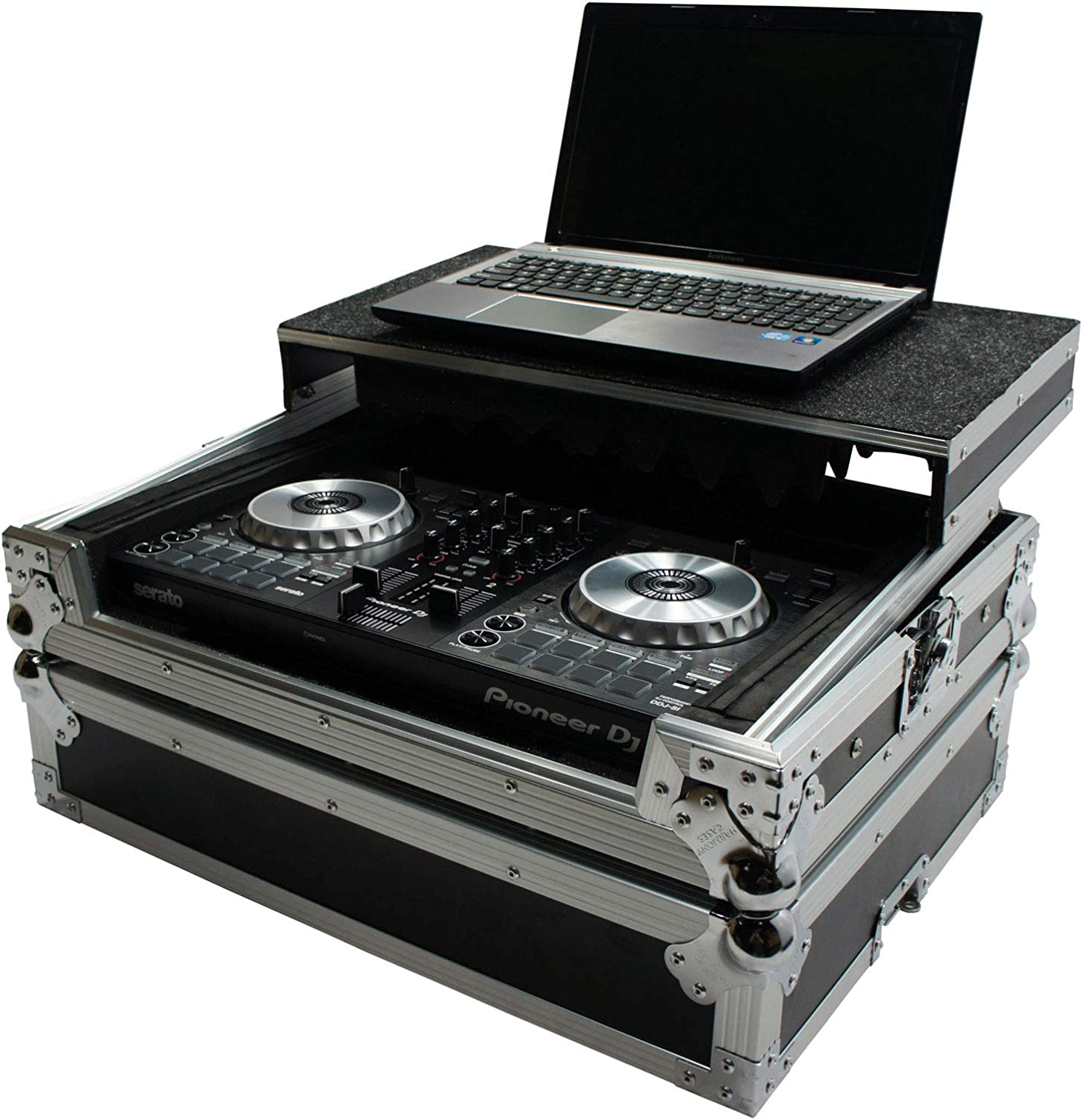 Harmony HCMINILT Flight Glide Don't miss the campaign Laptop Stand Custom C Today's only Road DJ Case