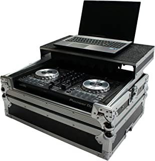 Harmony HCMINILT Flight Glide Laptop Stand DJ Custom Case Compatible with Akai MPC Renaissance