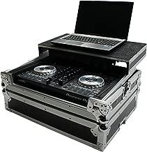 Harmony HCMINILT Flight Glide Laptop Stand Road DJ Case fits Pioneer DDJ-SB2