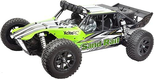 entrega rápida XciteRC Sand Rail - Radio-Controlled (RC) land vehicles (Polímero (Polímero (Polímero de litio, Cochecito de juguete)  precios al por mayor