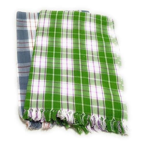 Cotton Colors Large Cotton Bath Towels(Size: 30 * 60 Inches,D-25)-Pack of 2 Pieces