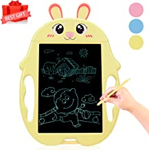 LCD Writing Board Updated Magna Drawing Board with 2 Pens-Cute Rabbit Appearance-for Kids Toys & Gift