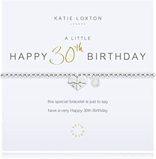 Best 30th birthday bracelet charm Reviews