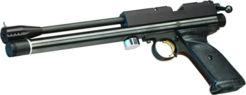 Crosman 1701P Silhouette PCP-Powered Air Pistol