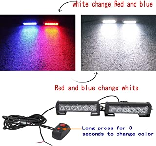 police motorcycle light bar