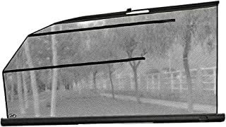 TangMengYun Car Sunshade Stretching Car Curtains for Sunshade Side Window Automatic Lifting Sunscreen Insulation Telescopic Visor (Color : Front Windows, Size : 1 Pair) - coolthings.us