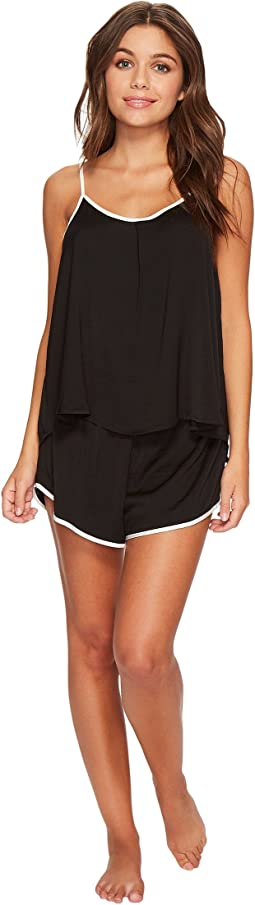 DKNY - Short Cami Set with Eyemask