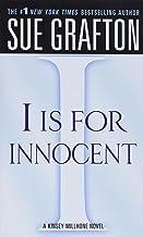 """I"" is for Innocent: A Kinsey Millhone Novel (Kinsey Millhone Alphabet Mysteries, 9)"