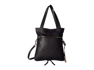 Vince Camuto Ida Tote (Black) Tote Handbags