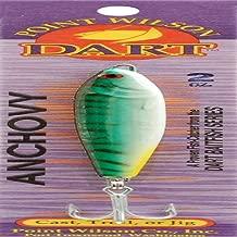 Point Wilson Dart Anchovy Jig, 2-Ounce, Green Mackerel